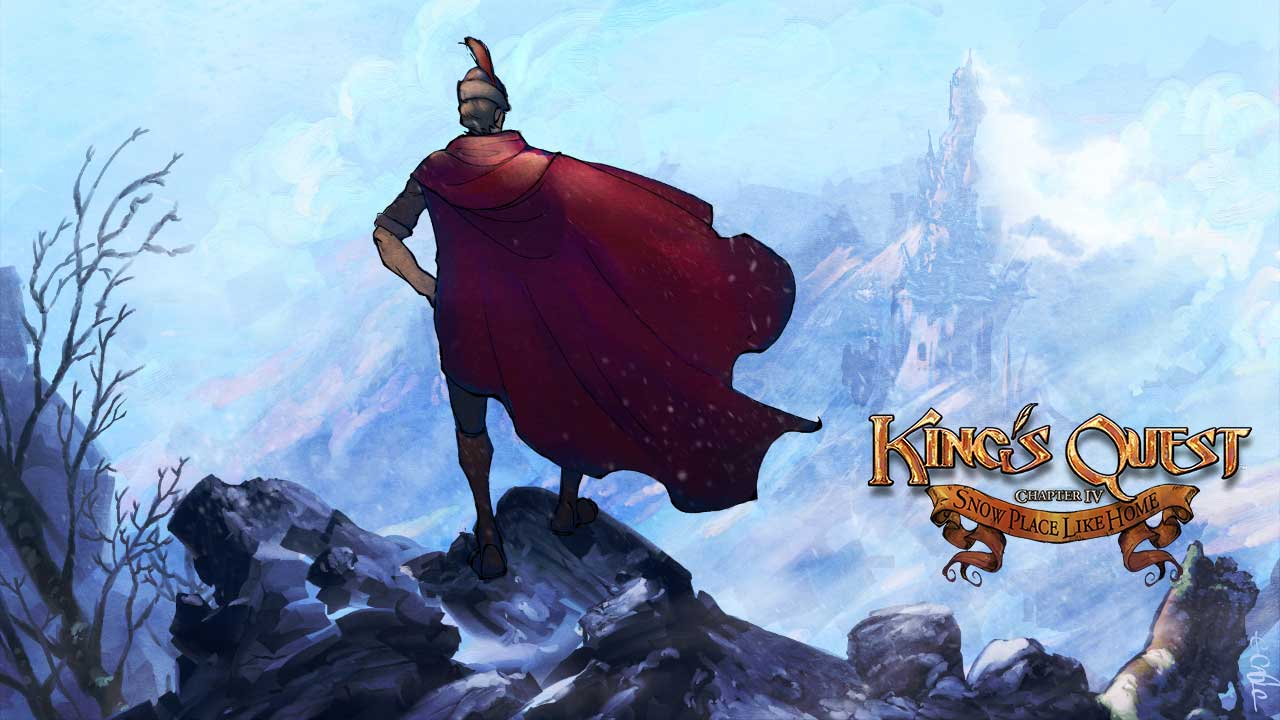 King's Quest Chapter 4: Snow Place Like Home