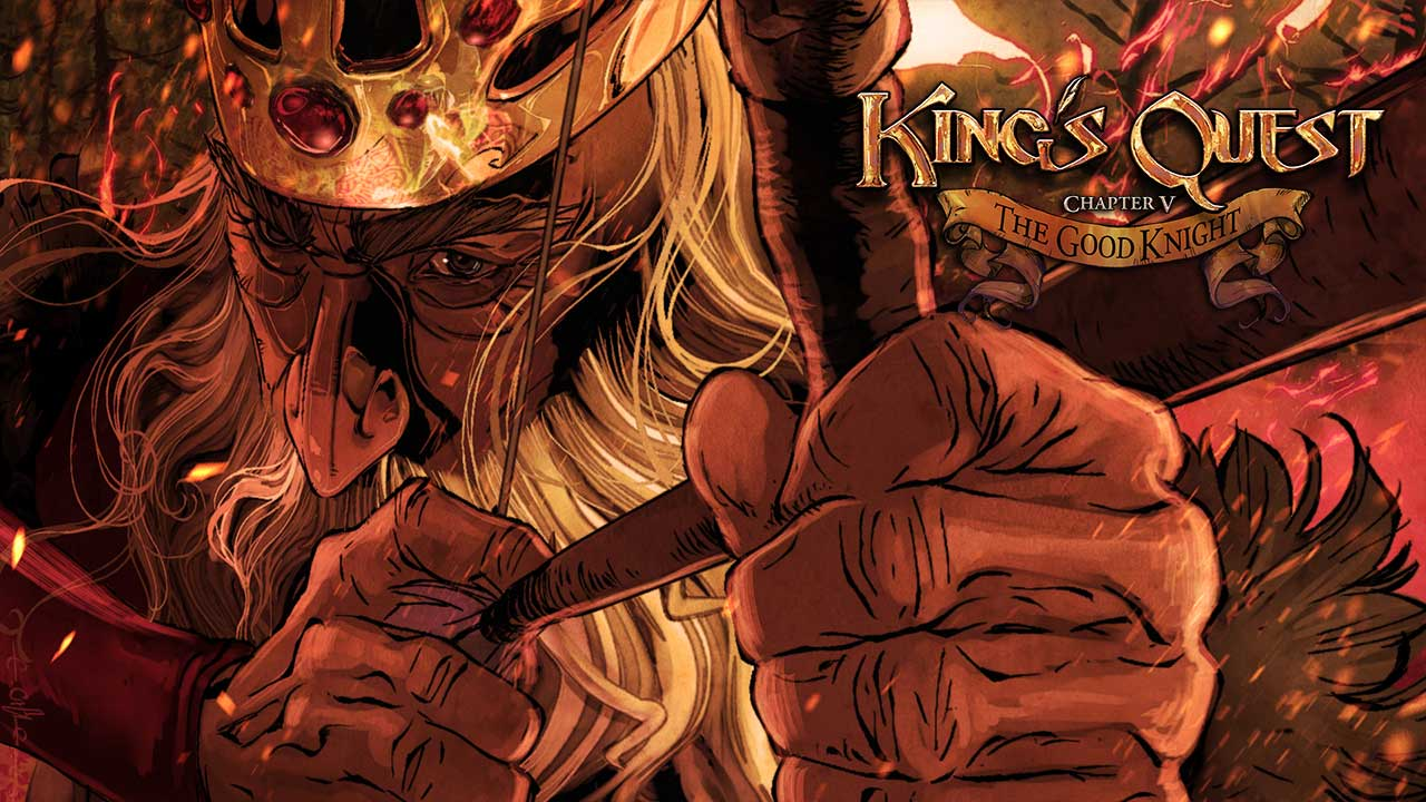King's Quest Chapter 5: The Good Knight