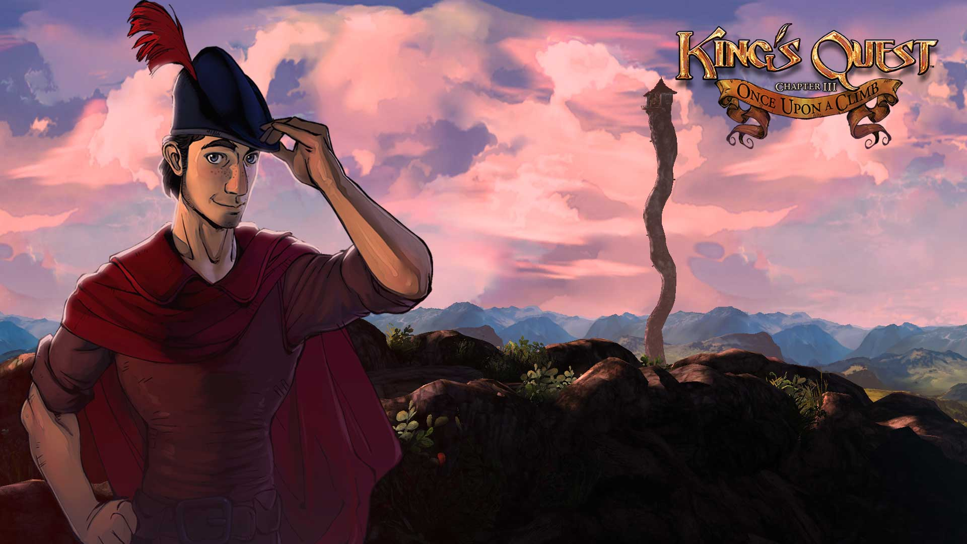 King's Quest Chapter 3: Once Upon a Climb